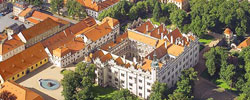 Plane view on Litomysl